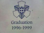 福知山市立日新中学校!1983〜84