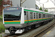 E233系3000番台(近郊型)