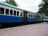 タイランド鉄道の旅