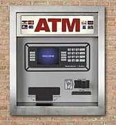 ATM操作中後ろに並ばれたら焦る