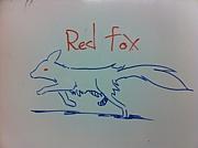 RED FOX!!!