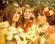 UK girl groups in 60s