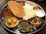 インド料理を楽しむ会?