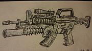 カービン銃が好き