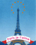 PARISがすき♪Paris je t'aime