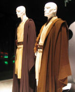 The Jedi and Sith Robes