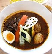 函館スープカレー大好き♪