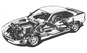 BMW/850i/E31/V12