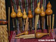 雲南・東南アジア少数民族音楽