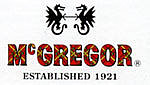 McGREGOR  (マクレガー)
