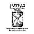 potion@music pool choice