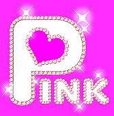 ピンク と一緒