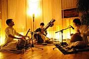 北インド古典音楽ユニット瞑想図