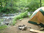 道志村キャンプ