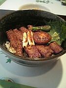 ビフテキ丼(ステーキ丼)