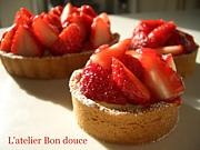 お菓子教室 L'atelier Bon douce
