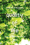 Quality of Life'09