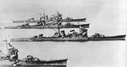 妙高型重巡洋艦