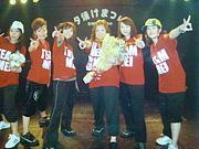 ガールズダンスチーム☆M-spe☆