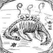 渥美の怪獣