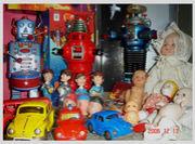 ブリキのおもちゃと食玩画像自慢