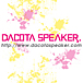 DACOTA SPEAKER.