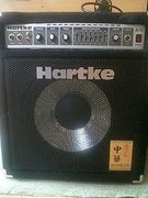 Hartke Amplifier