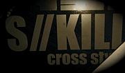 S//KILL cross style