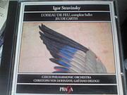 火の鳥(I.Stravinsky)