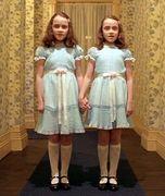 シャイニングの双子の少女が怖い