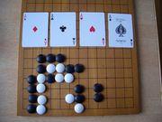 囲碁とマジックを楽しみましょう