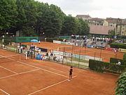 名古屋の西側でテニスやろまい。
