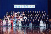 2000年度南種子中学校卒業生