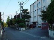 七北田中学校