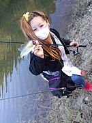 全国釣りガール♀釣女