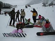 町屋 スノーボード TEAM