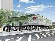 新「Zepp Osaka」