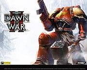 Warhammer 40,000:Dawn of War?
