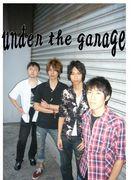 under the garage