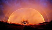 七色の光の輪