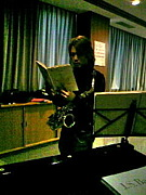 柴田孝幸 SAX奏者です