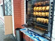 肉焼き飯や豚足の食べ方(ベータ)