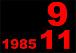 1985年9月11日生まれ!!