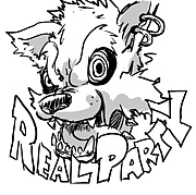 REAL PARTY  リア飲み