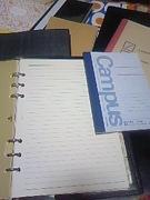 【手帳やノートの使い方♪】