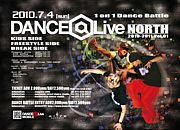 DANCE@LIVE NORTH@7.4alife