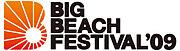 BIG BEACH FESTIVAL'09
