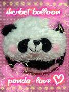 *sherbet balloon panda*