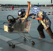ショッピングカートドリフト
