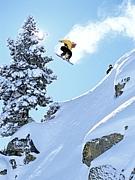 バイク好きのスノボ&スキーヤー